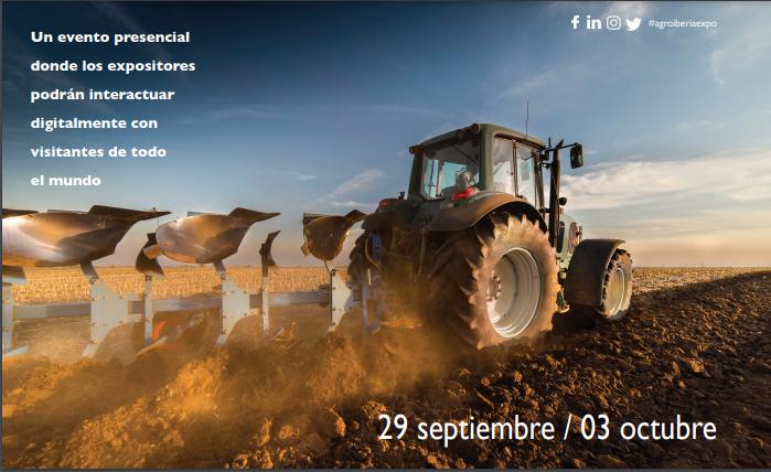 AGROIBERIA Aranjuez 2021: Emparelhamento de produtos, provas e degustações